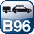 Führerschein Klasse B96