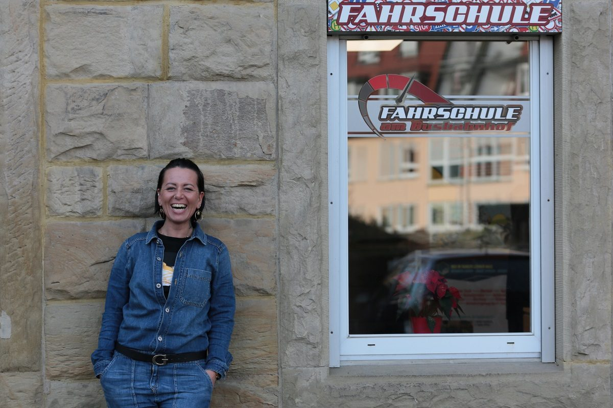 Nadine Rodrigues Vicente - Fahrschule am Busbahnhof, Ludwigsburg